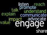 Advocacy wordle