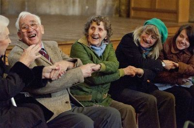 Mindsong - music in care homes
